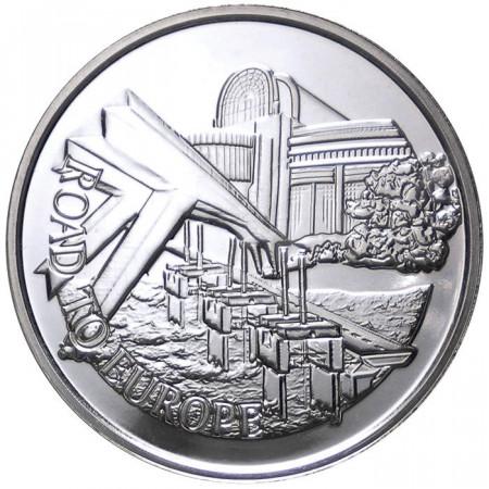 2003 * Médaille argent BENELUX Construction du Benelux