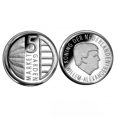 """2019 * 5 Euro PAYS-BAS """"Opération Market Garden"""" FDC"""