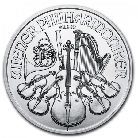 "2020 * 1,50 Euro 1 OZ Once Autriche ""Philharmonique"" FDC"