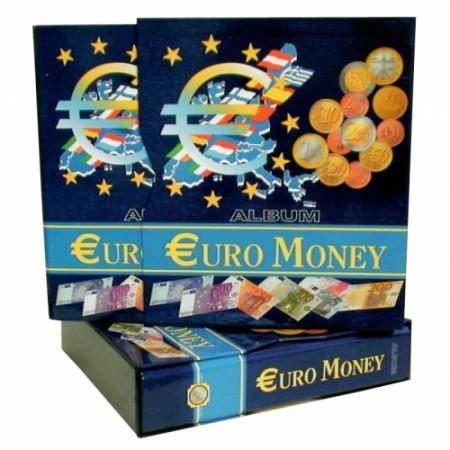 ABAFIL * EURO MONEY 2010 ALBUM NUMISMATIQUE 16 PAYS