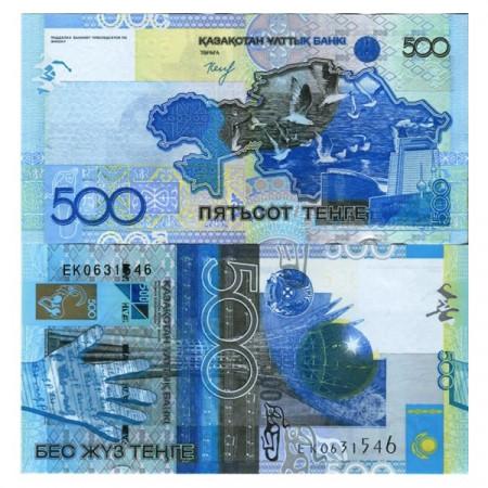 """2006 * Billet Kazakhstan 500 Tenge """"Baiterek"""" (p29b) NEUF"""