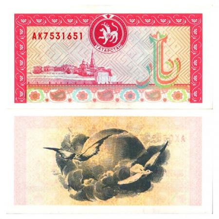 "ND (1994) * Billet Tatarstan (Russie) 1000 Rubles ""Kazan Kremlin - Gulls"" (p10) prNEUF"