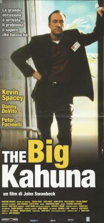 "2000 * Cartel Cinematográfico ""The Big Kahuna - Kevin Spacey"""