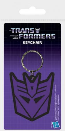 """Llavero * Películas y Series de Televisión """"Transformers - Logo"""" Mercancía Oficial (RK38618)"""