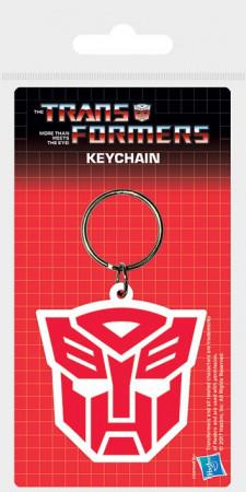 """Llavero * Películas y Series de Televisión """"Transformers - Logo"""" Mercancía Oficial (RK38617)"""
