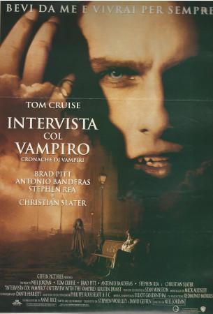 """1994 * Cartel Cinematográfico """"Entrevista Con el Vampiro - Tom Cruise"""""""
