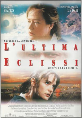 "1995 * Cartel Cinematográfico ""Eclipse Total - Kathy Bates"""