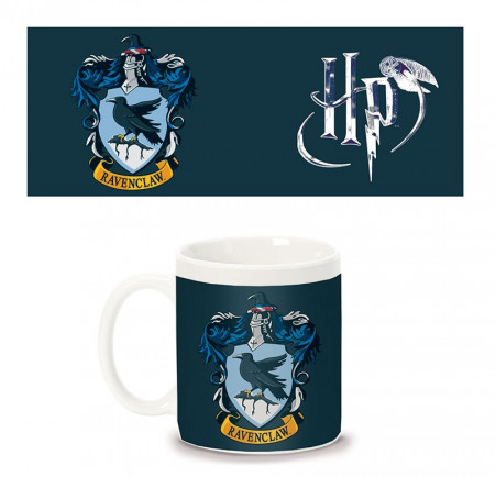 """Taza Mug * Películas y Series de Televisión """"Harry Potter - Ravenclaw"""" Mercancía Oficial (L98508)"""