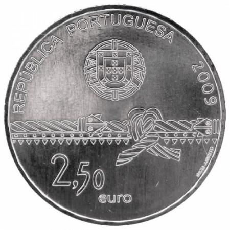 2009 * 2,5 EURO PORTUGAL Belém