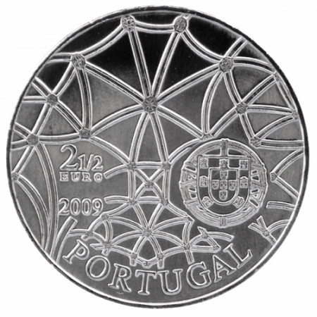 2009 * 2,5 EURO PORTUGAL Jeronimos