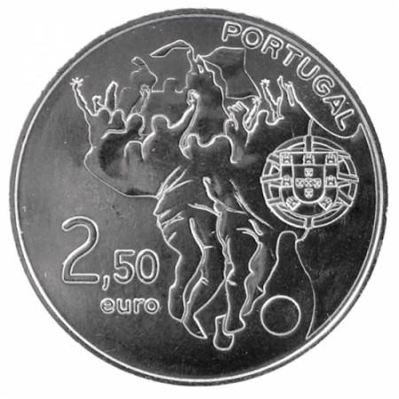 2010 * 2,5 EURO PORTUGAL Copa Mundial