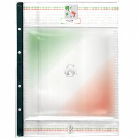 ABAFIL * 9 HOYAS + BOLSILLOS POR CARTERA OFICIAL ITALIA