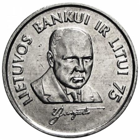 1997 * 1 Litas Lituania Banco Nacional