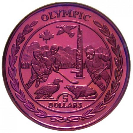 2009 * 5 dolars Islas Vírgenes Británicas América