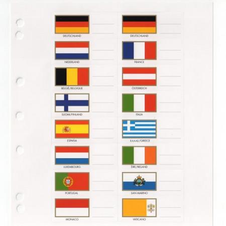 Banderas NUMIS álbumes * LEUCHTTURM