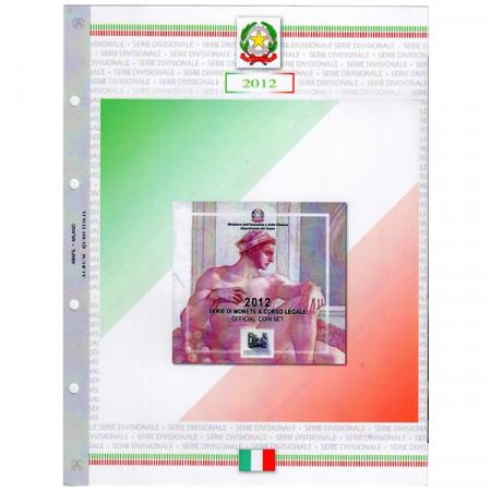 Hoya + bolsillo para cartera Italia 2012 * ABAFIL