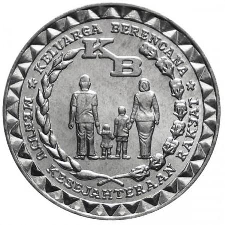 """1979 * 5 Rupiah Indonesia """"Planificación Familiar"""" (KM 43) UNC"""