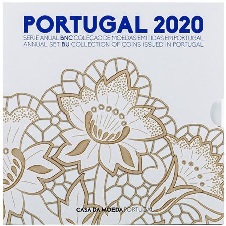 2020 * PORTUGAL Cartera Oficial Euro BU
