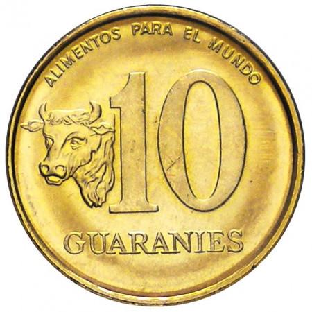1996 * 10 guaraníes Paraguay F.A.O.
