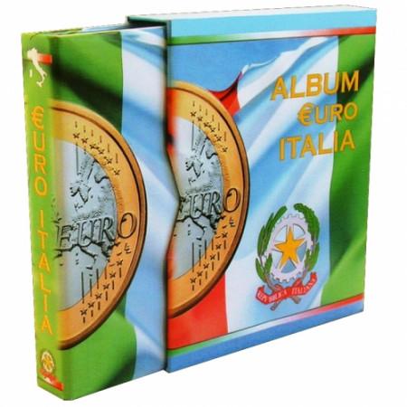 ABAFIL * ALBUM EURO ITALIA POR CARTERA OFICIAL