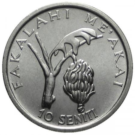 "1981 * 10 Seniti Tonga ""Serie F.A.O."""